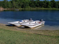 Fishing Boat Rentals Ocala National Forest